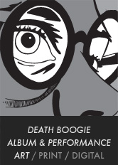 Death Boogie Design & Illustrations