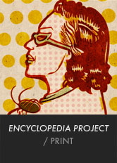 Encyclopedia Project Posters